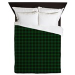Wallace Hunting Tartan Queen Duvet