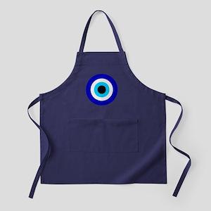 Evil Eye Apron (dark)