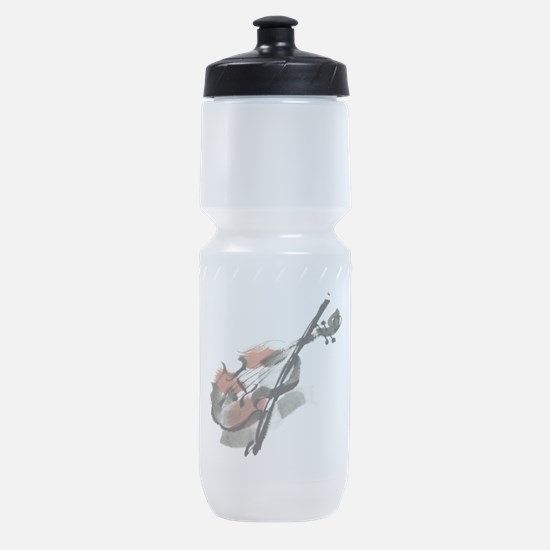 Violin Sports Bottle