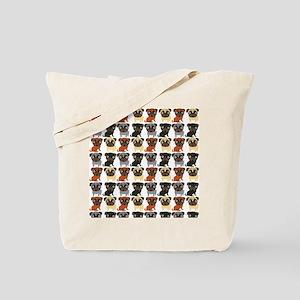 Just Pugs! Tote Bag