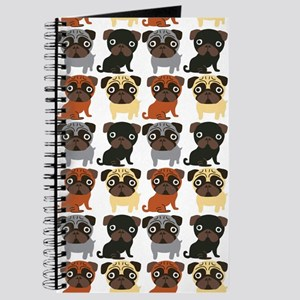 Just Pugs! Journal