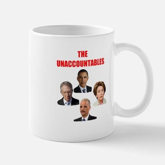 Cute Obama pelosi reid socialism Mug