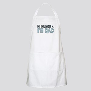 Hi Hungry Im Dad Apron