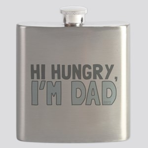 Hi Hungry Im Dad Flask