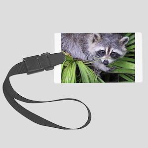 Masked Bandit Luggage Tag