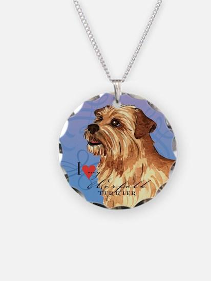 Norfolk Terrier Necklace