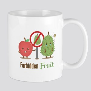 Forbidden-Fruit-Durian-ver3 Mugs