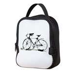 bicycle Neoprene Lunch Bag