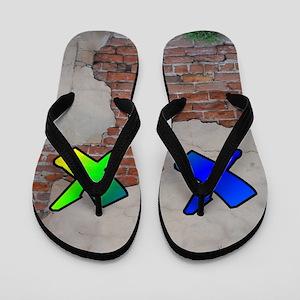 GRAFFITI #1 X Flip Flops