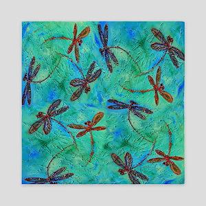Dragonfly Dance Queen Duvet