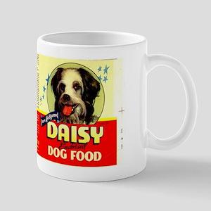 Daisy Dog Food Mug