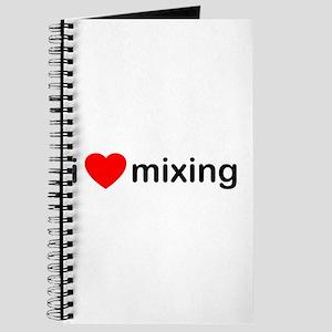 I Heart Mixing Journal