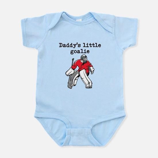 Daddys Little Goalie Body Suit