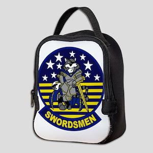 f-14logo_32 Neoprene Lunch Bag