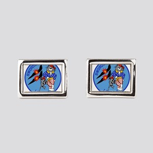 3-vf32logo Rectangular Cufflinks