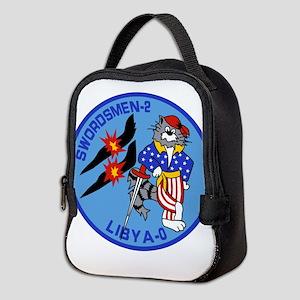 3-vf32logo Neoprene Lunch Bag