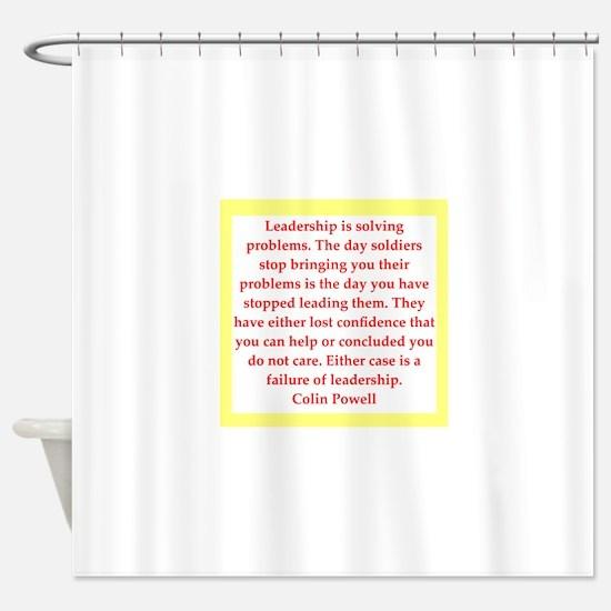 5 Shower Curtain