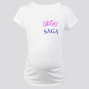 Twilight Saga Movie Maternity T-Shirt