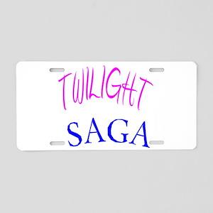 Twilight Saga Movie Aluminum License Plate