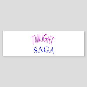 Twilight Saga Movie Bumper Sticker