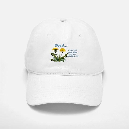 Dandelions Weed Baseball Baseball Baseball Cap