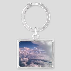 Skyscape Landscape Keychain