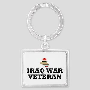 Iraq War Veteran Keychains