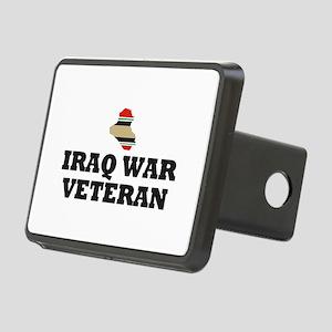 Iraq War Veteran Hitch Cover