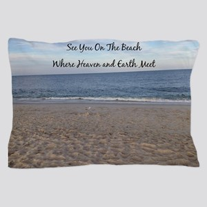 Beach Heaven Pillow Case