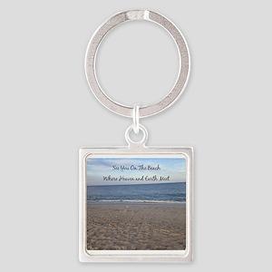 Beach Heaven Keychains