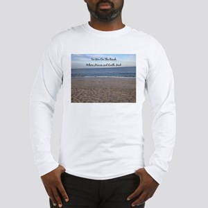 Beach Heaven Long Sleeve T-Shirt
