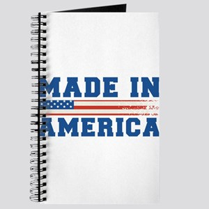 Made In America 4th of July Journal