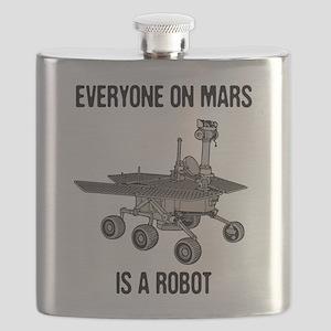 Mars Census Flask