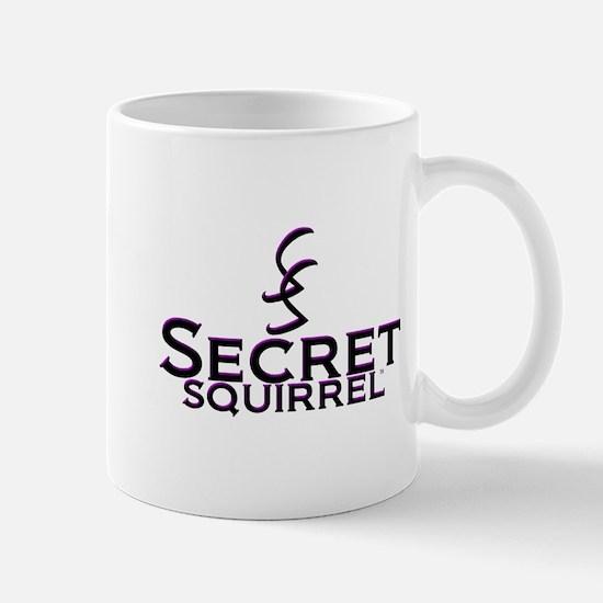 SECRET SQUIRREL Mugs