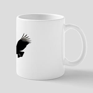 Black Vulture Mug