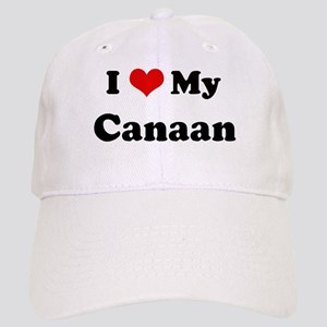 I Love Canaan Cap