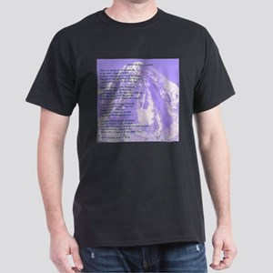 Images in the Mountain Dark T-Shirt