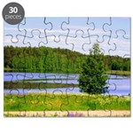 Mid-summer day Puzzle