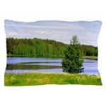 Mid-summer day Pillow Case
