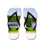 Mid-summer day Flip Flops