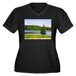 Mid-summer day Plus Size T-Shirt