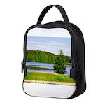 Mid-summer day Neoprene Lunch Bag