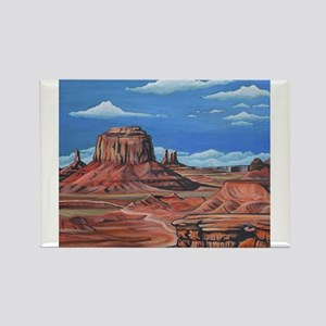 Monument Valley (John Ford point) Magnets