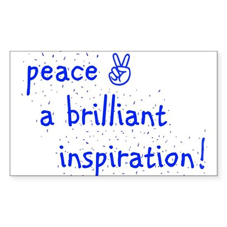 peace3 Sticker