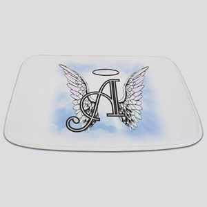 Letter A Monogram Bathmat