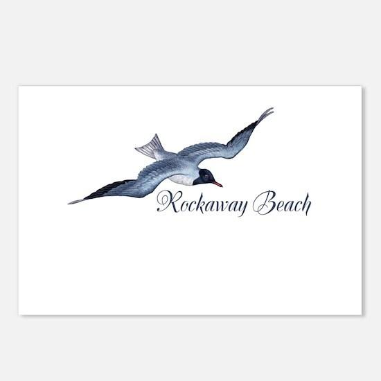 Rockaway Beach Postcards (Package of 8)