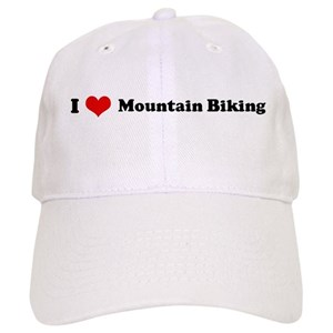 6c4608d8928 Mountain Bikers Hobbies Hats - CafePress
