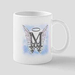 Letter M Monogram Mugs