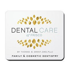 Custom Dental Design Mousepad