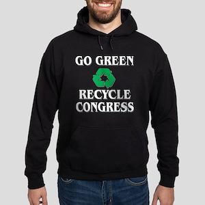 Go Green - Hoodie